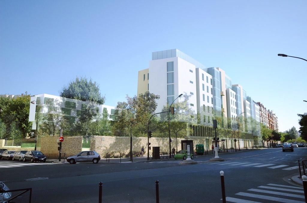 Logements à Paris 16e